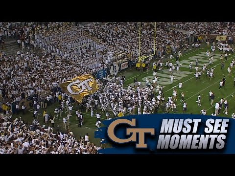 The ending to tonight's Florida State-Georgia Tech game is yet another crazy college football finish