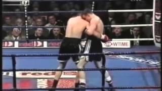 Joe Calzaghe vs Richie Woodhall / Джо Кальзаге - Ричи Вудхолл