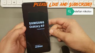 Hard reset Samsung A9 2018 /SM-A920F/.Unlock pattern/pin/password lock. screenshot 3