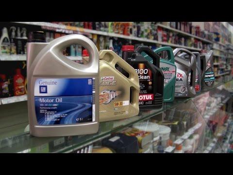 Какой бренд моторного масла выбрать?