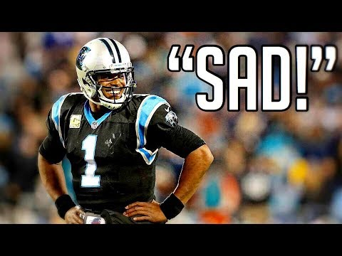 "Cam Newton Mix - ""SAD!"" Ft. XXXTENTACION (Emotional)"