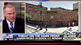 ryan mauro on fox friends radical islamic mosques in america