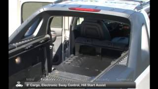 2012 Chevrolet Avalanche Overview