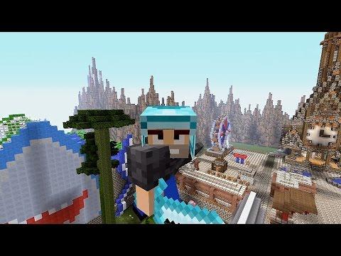 Minecraft Xbox WILD WILD ZOO Hunger Games w/ Boltz & Subscribers!