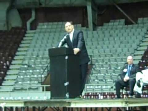 Rep John Boozman Addresses 2nd Amendment in Little Rock