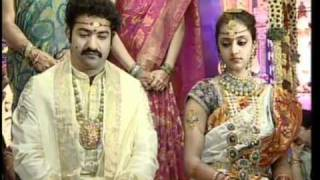 NTR weds Lakshmi Pranathi part 1 - Telugu cinema videos