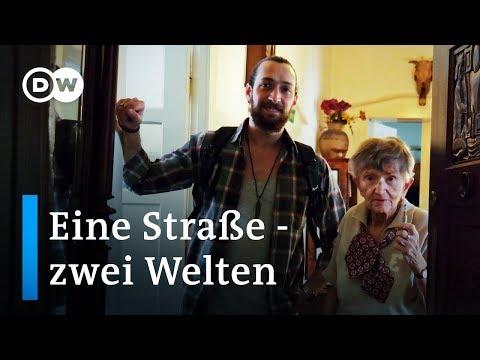 Eine Straße - zwei Welten | DW Dokumentation