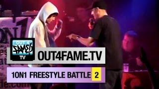 1ON1 Freestyle Battle - Shaban vs Smills