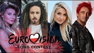 10 najlepszych wyników Polski w konkursie Eurowizji | Eurovision Poland - the best results