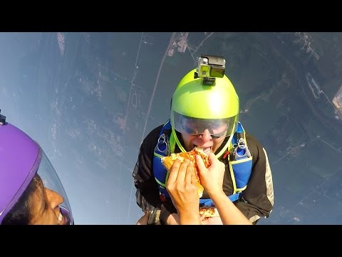 The Pizza Skydive Challenge — Summerfest 2016, Day 4