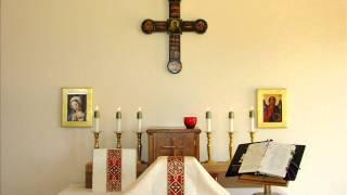 Malankara Orthodox Qurbana Hothomo - Abi Achen