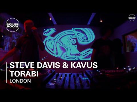 Steve Davis & Kavus Torabi Boiler Room London DJ Set