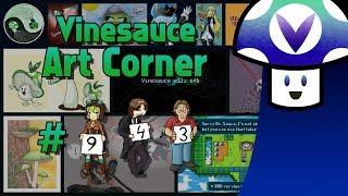 [Vinebooru] Vinny - Vinesauce Art Corner (part 943)