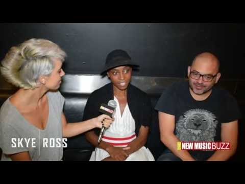 BACKSTAGE: Skye and Ross Talk About Life on The Road