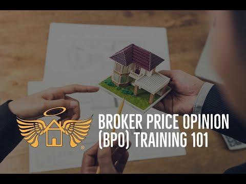 Real Estate Heaven Training, BPOs 101