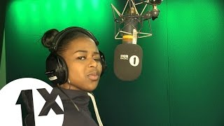 Nadia Rose Drops A Freestyle For Toddla T