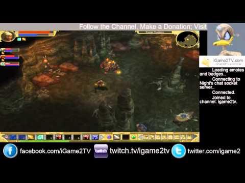 Titan Quest タイタンクエスト ゴールドエディション日本語マニュアル 英語版  GamePlay with Logbia ★ (iGame2TV)