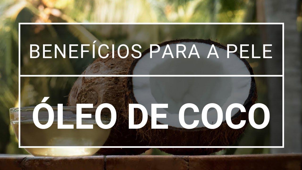Óleo de coco faz bem para a pele  Entenda e saiba como usar