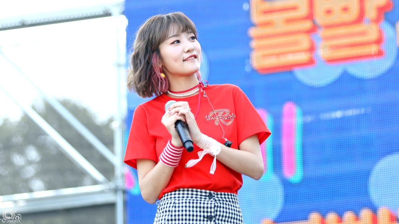 Download [4K] 180526 볼빨간사춘기 '썸 탈꺼야' 직캠 Bol4 fancam 'Some' (FIND DAY FEST) by Jinoo