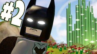 lego dimensions part 2 follow the lego brick road wii u walkthrough