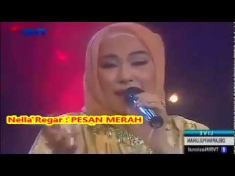 Nella Regar -- PESAN MERAH == lagu pop kenangan tahun 1980an 1,045 Mp3