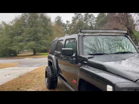 How To Replace Side Marker Lights on Hummer H3 (Bulbs & Pannels)