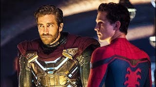 New SPIDER-MAN FAR FROM HOME