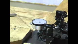 Cook's Saw Single Tooth Bandsaw Blade Setter Part 2