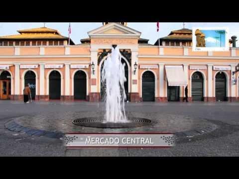 Mercado Central - Chile 365 - turismo en Chile