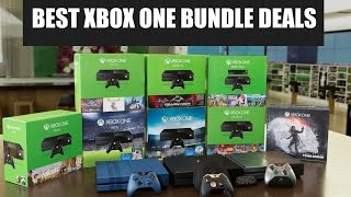 The Best Xbox One Bundle Deals for May 2016