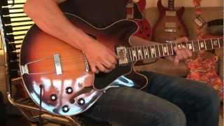 1968 Gibson ES-335, sunburst Part2