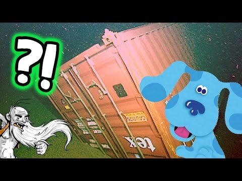 Secret Underwater Shipping Container! - Let's Play Bermuda Lost Survival Gameplay