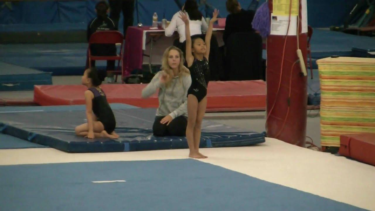 norcal gymnastics meet scores california