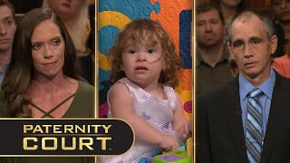 Man Accuses Woman of Cheating 11 Times In Their Relationship (Full Episode)   Paternity Court