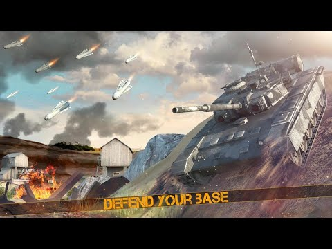 World's Tank Battle: Multiplayer Tank Games Free Android Gameplay