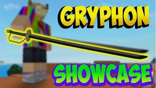 [GIVEAWAY!] SHANKS SWORD & GRYPHON SHOWCASE | STEVE'S ONE PIECE | ROBLOX | AXIORE