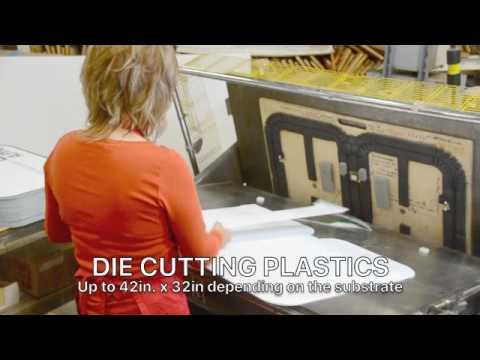 Roylco Innovative Manufactoring -  Die cutting plastics