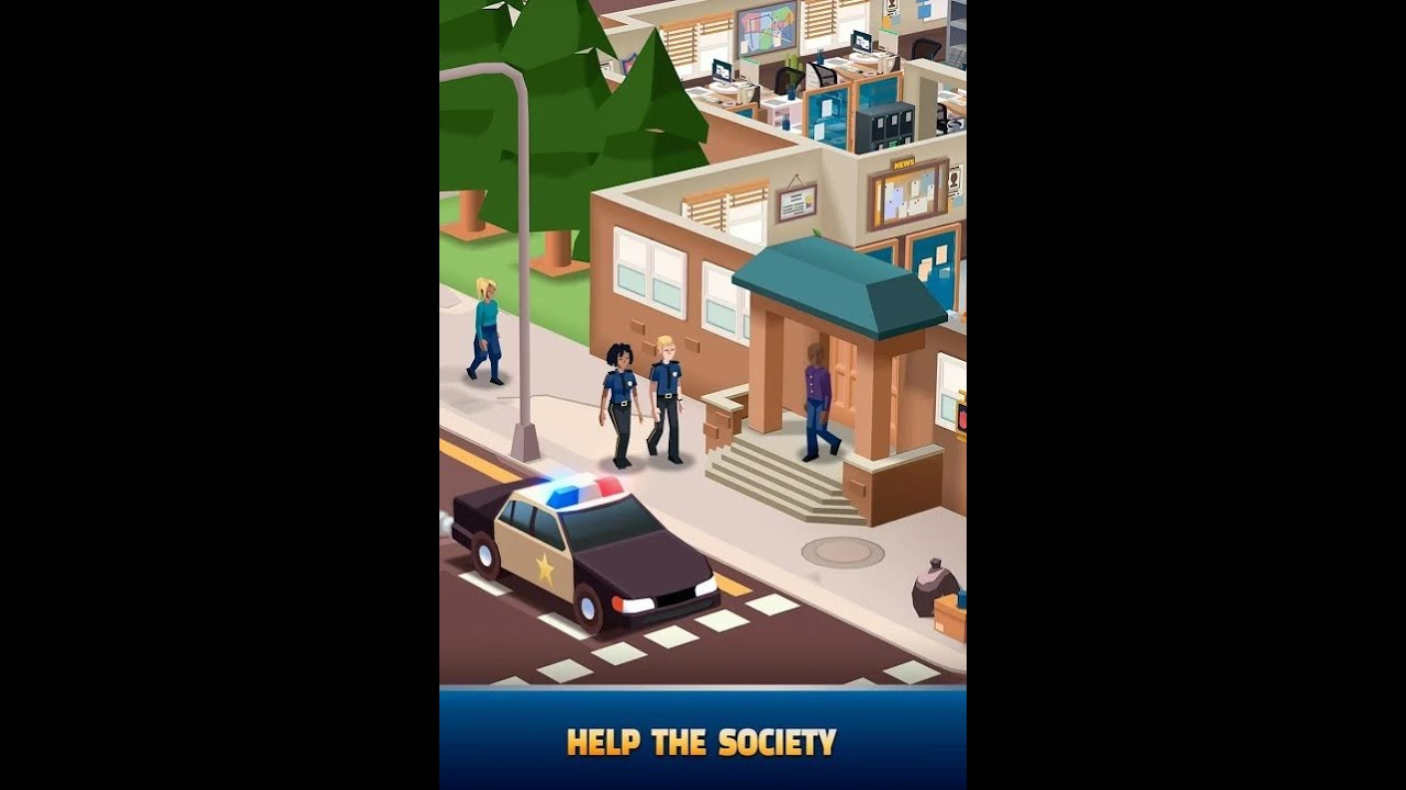 Idle Police Tycoon Gameplay (Codigames) - YouTube