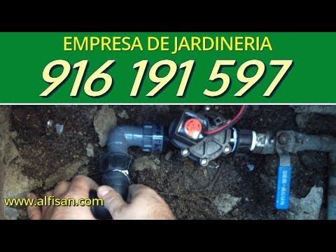 Empresas de jardiner a y mantenimiento de jardines en for Empresas de jardineria valencia
