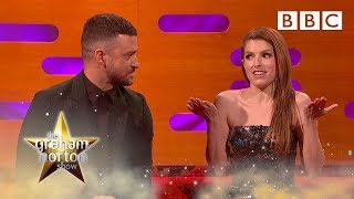 Anna Kendrick's British accent obsession! | The Graham Norton Show - BBC YouTube Videos