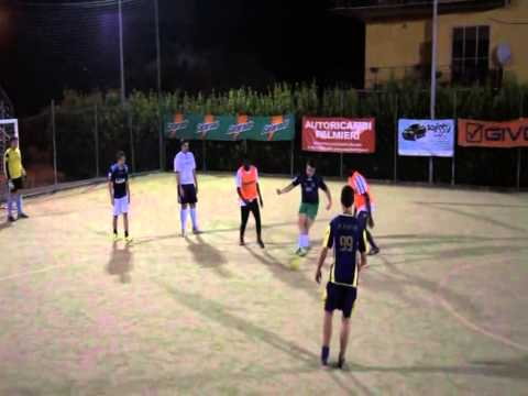 "DUGENTA 16/7/2015 ""PARTITA AFRICA UNITED contro SCAMPARELLO FIVE SOCCER"""