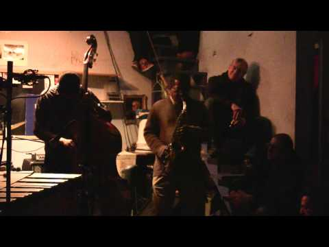 Khan Jamal & Friends, Red Door Jazz Loft--DC, 1.22.11