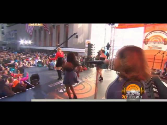 Meghan Trainor • 01 • Dear Future Husband - LIVE TODAY SHOW 2015