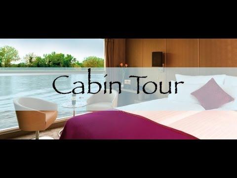 cabin-tour:-amadeus-silver-ii