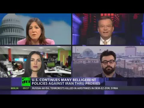CrossTalk on Iran: Neocon revenge?