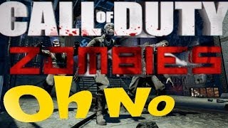 Call Of Duty Zombies - Oh No - Zombie Trolling Reactions (cod Zombies)