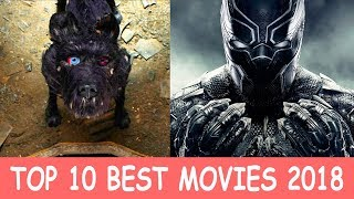 THE BEST MOVIES OF 2018 - TOP 10