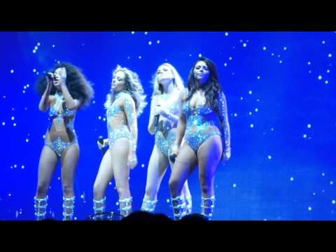 Little Mix - The End (HD) - Brighton Centre - 14.03.16