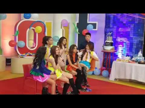Andrea Brillantes And Darren Espanto Interview