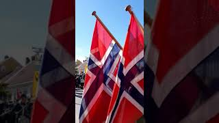 Norway independence day parade..i love norway